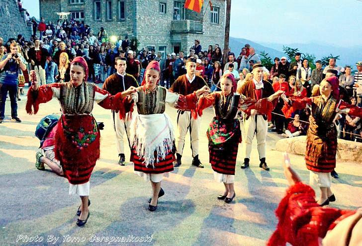 wedding festival macedonia
