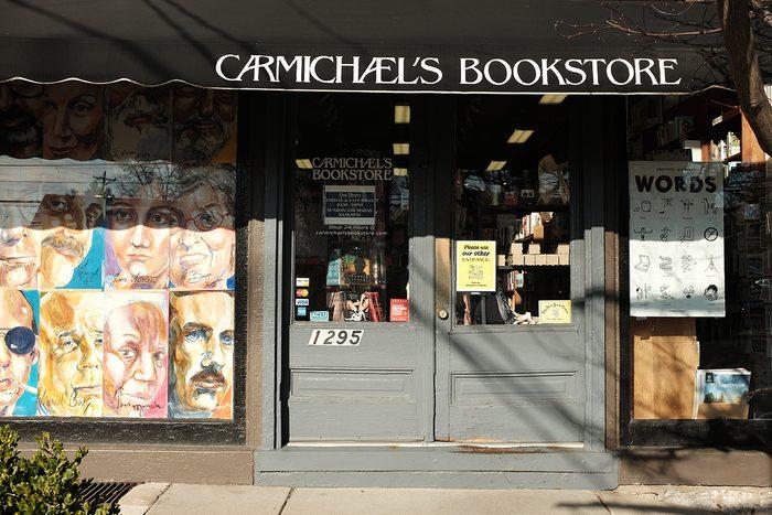 Carmichaels bookstore