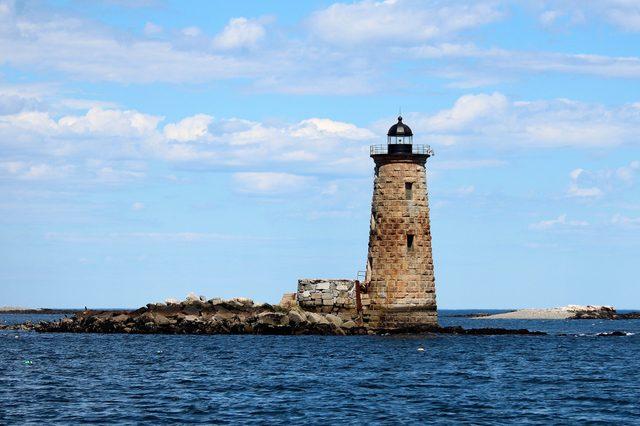 Kittery Point Maine Lighthouse