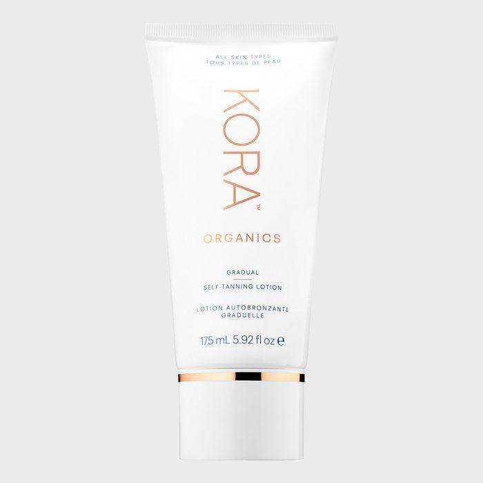 Kora Organics Gradual Self Tanning Lotion