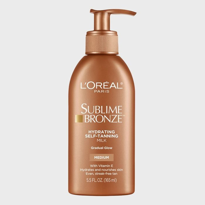 Loreal Paris Sublime Bronze Hydrating Self Tanning Milk