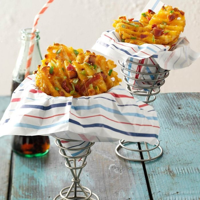Inspired by: Chick-Fil-A Waffle Potato Fries
