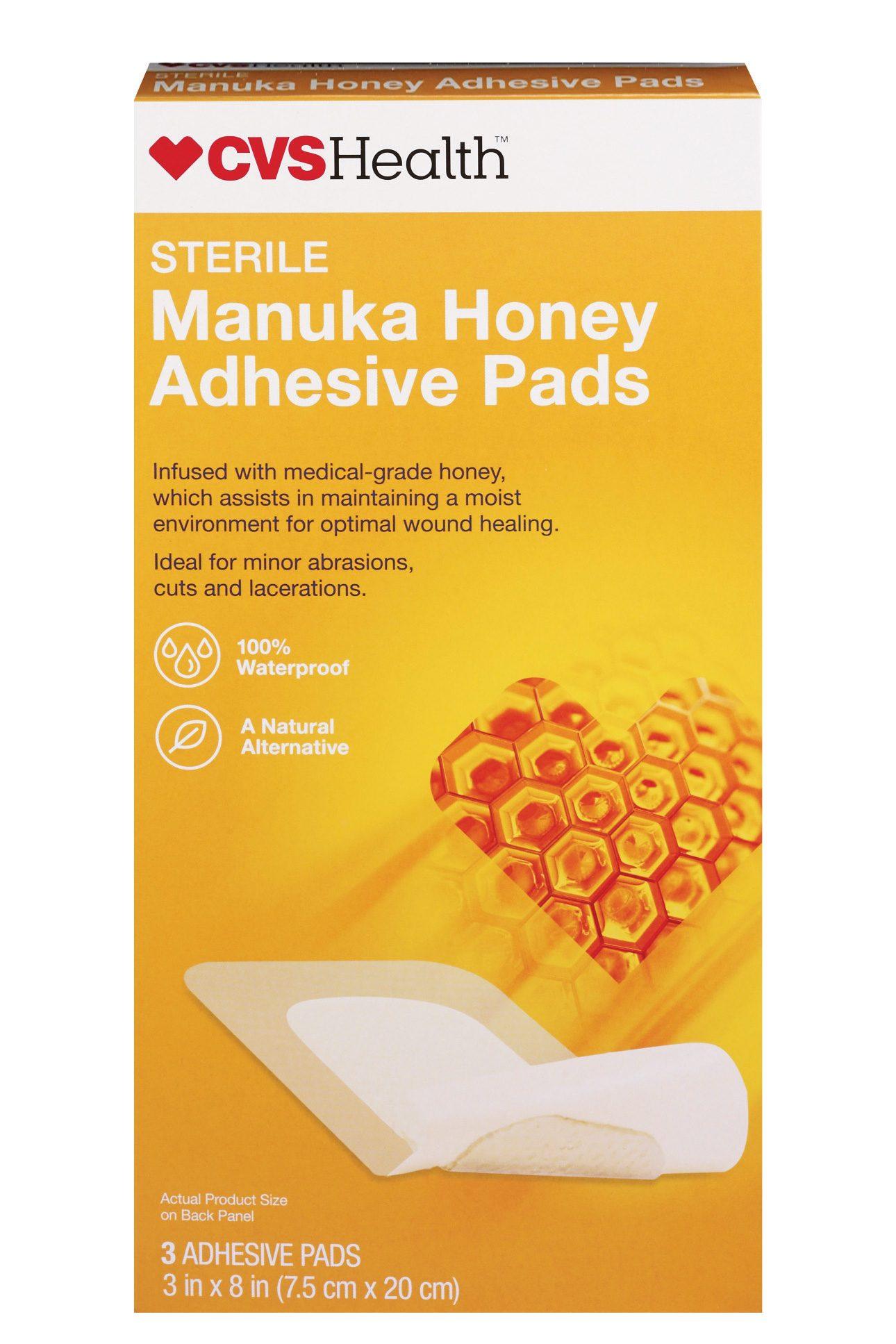 Manuka-Honey-Bandages