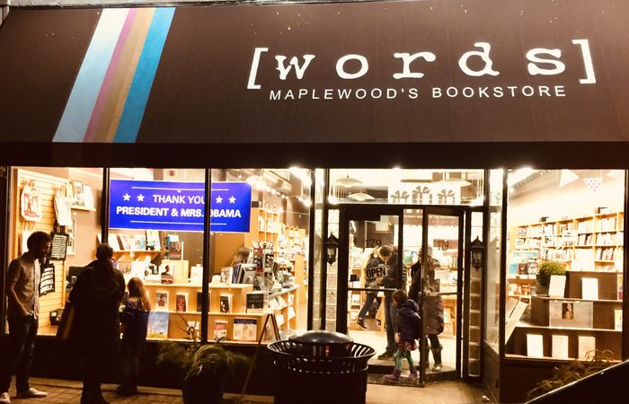 New Jersey words bookstore
