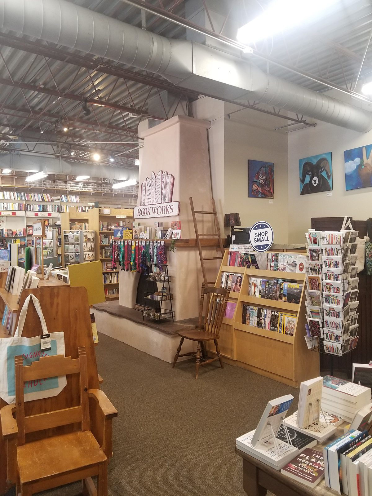 New Mexico Bookworks