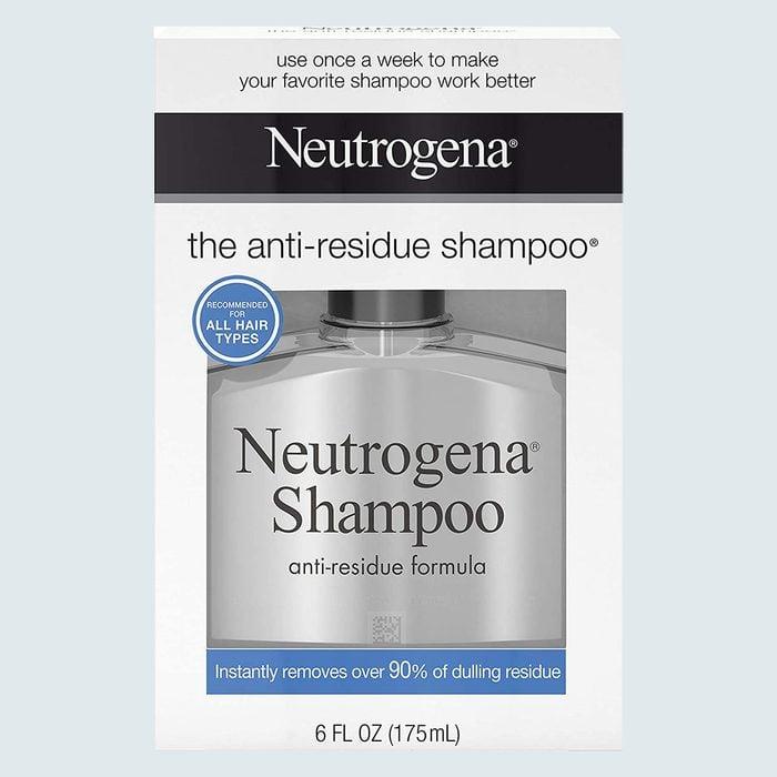 Neutrogena Anti Residue Clarifying Shampoo