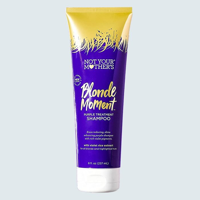 Not Your Mothers Blonde Moment Purple Shampoo