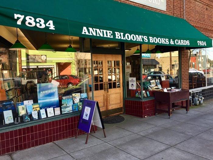 Annie Bloom's Bookstore