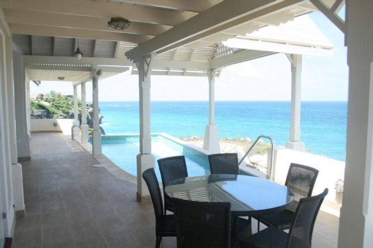 OceanCity,Barbados view