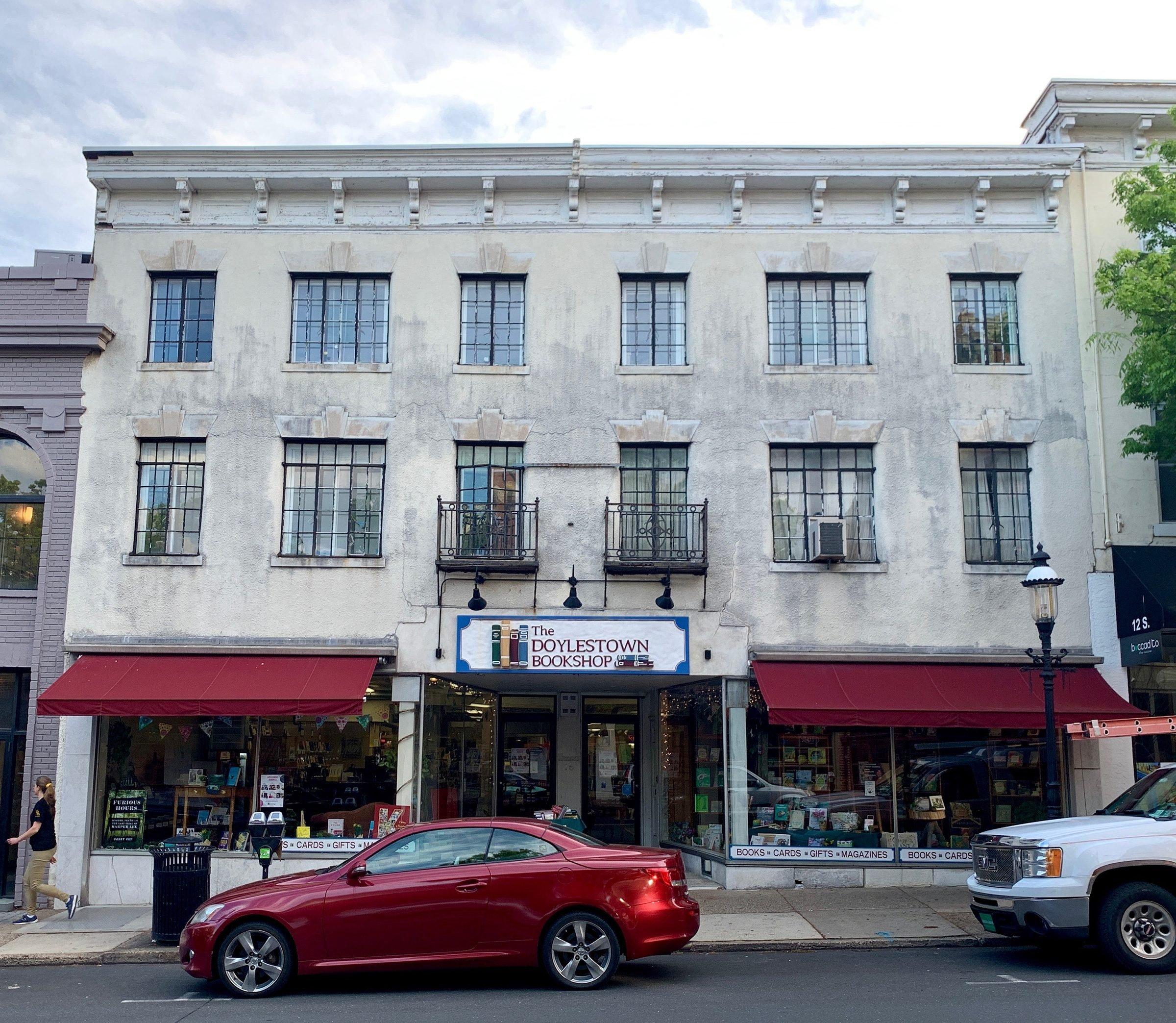 Doylestown bookshop PA