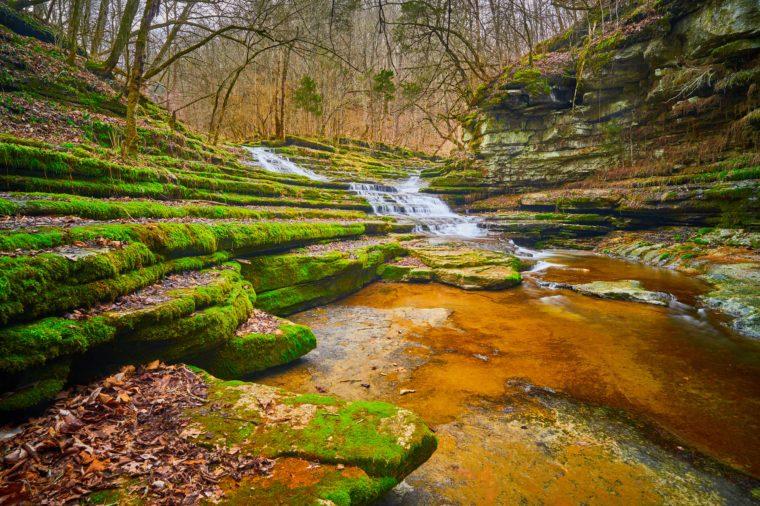 Raven Run Creek