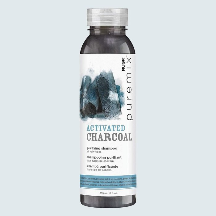 Rusk Puremix Activated Charcoal Purifying Shampoo