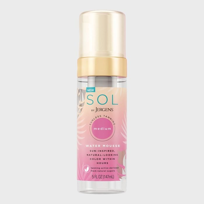 Sol By Jergens Sunless Tanning Water Mousse