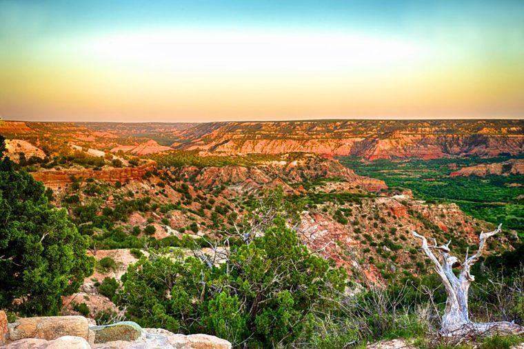 Skyhouse-at-Canyon,Texas view