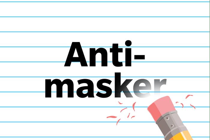 Anti-masker