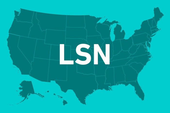 state names without vowels louisiana