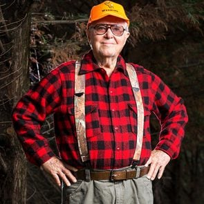 A 92-Year-Old Avid Hunter Set Out into the Woods—Until He Realized He Didn't Know How to Get Back Bill McDonnell