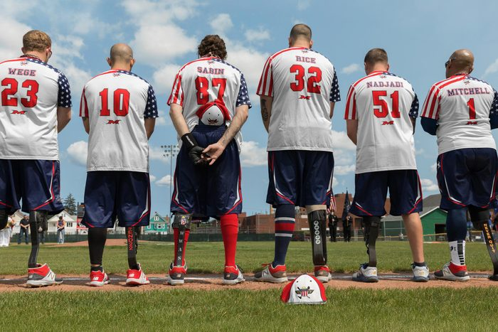 5 Heartwarming Stories of How Veterans Continue to Help Each Other Even After War Baseball