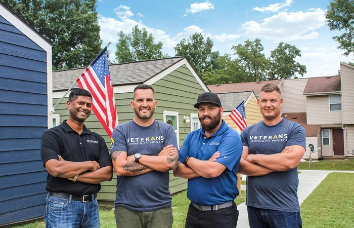 5 Heartwarming Stories of How Veterans Continue to Help Each Other Even After War Tiny Homes