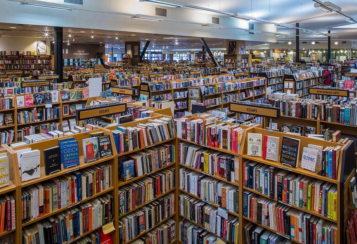 Third Place Books washington bookstore