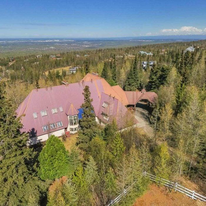 Biggest Alaska home