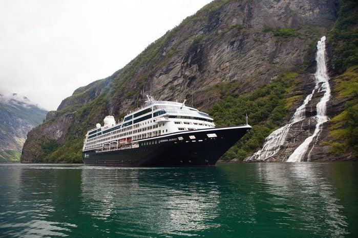 Azamara Cruise Ship Via Tripadvisor
