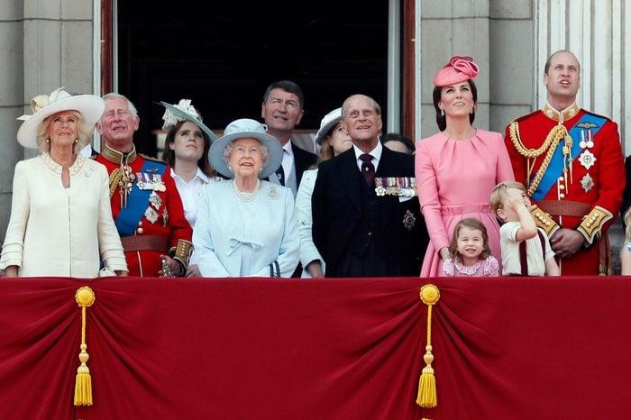 Britain Royals, London, United Kingdom - 17 Jun 2017