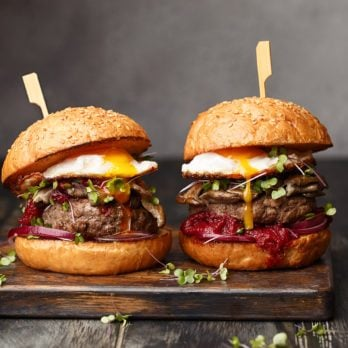 Why an Undercooked Burger Is More Dangerous Than Undercooked Steak