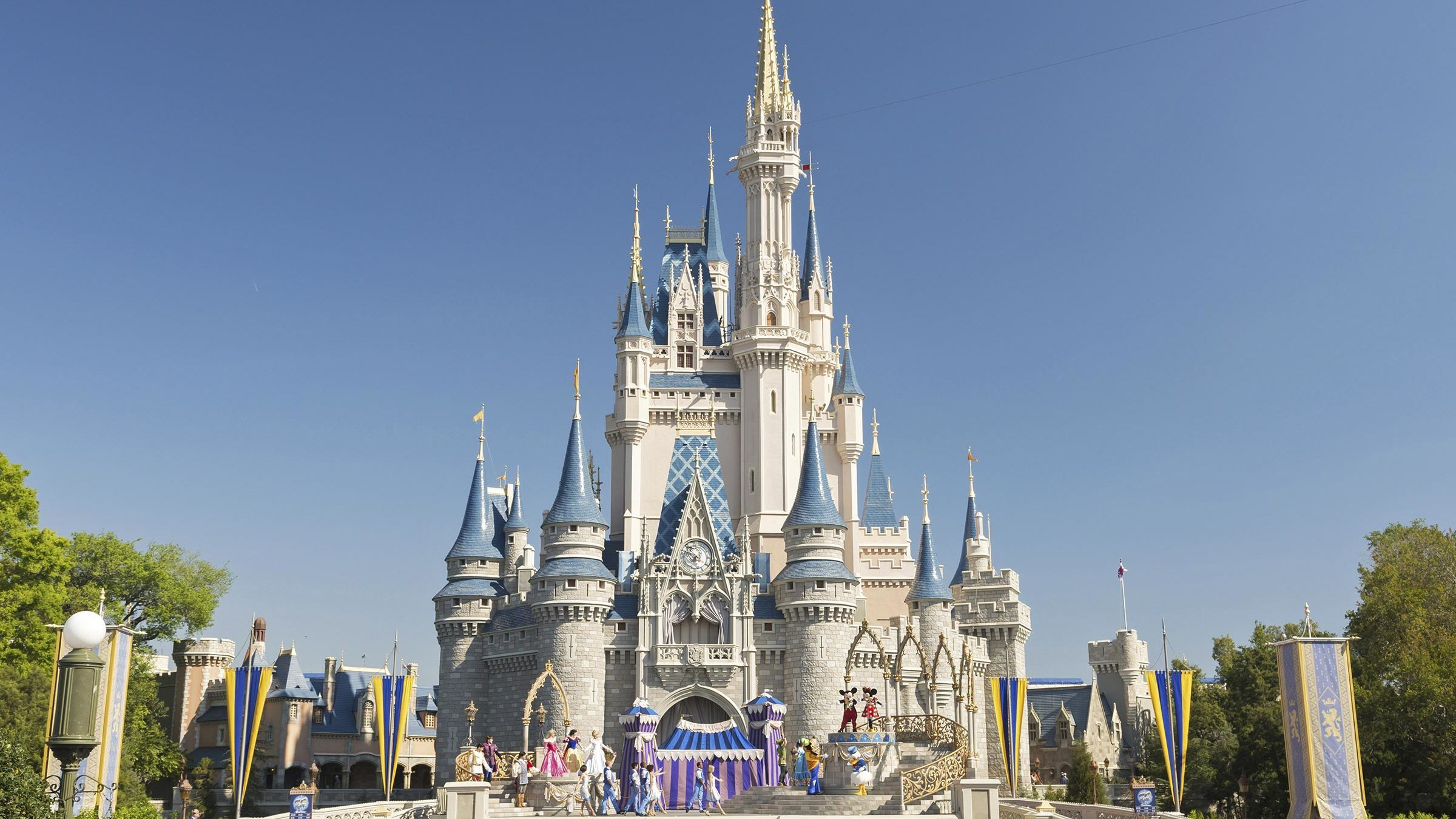 disney castle florida