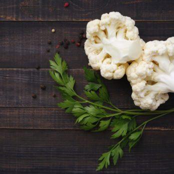 Organic Cauliflower Growing Basics