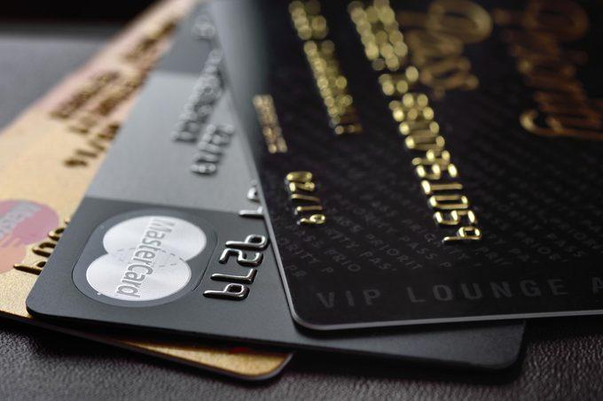 credit cards macro