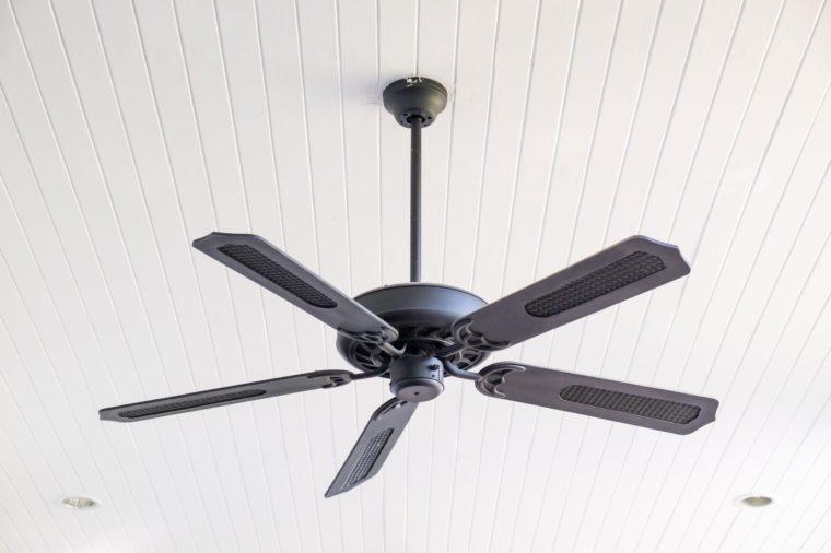 Electric ceiling fan