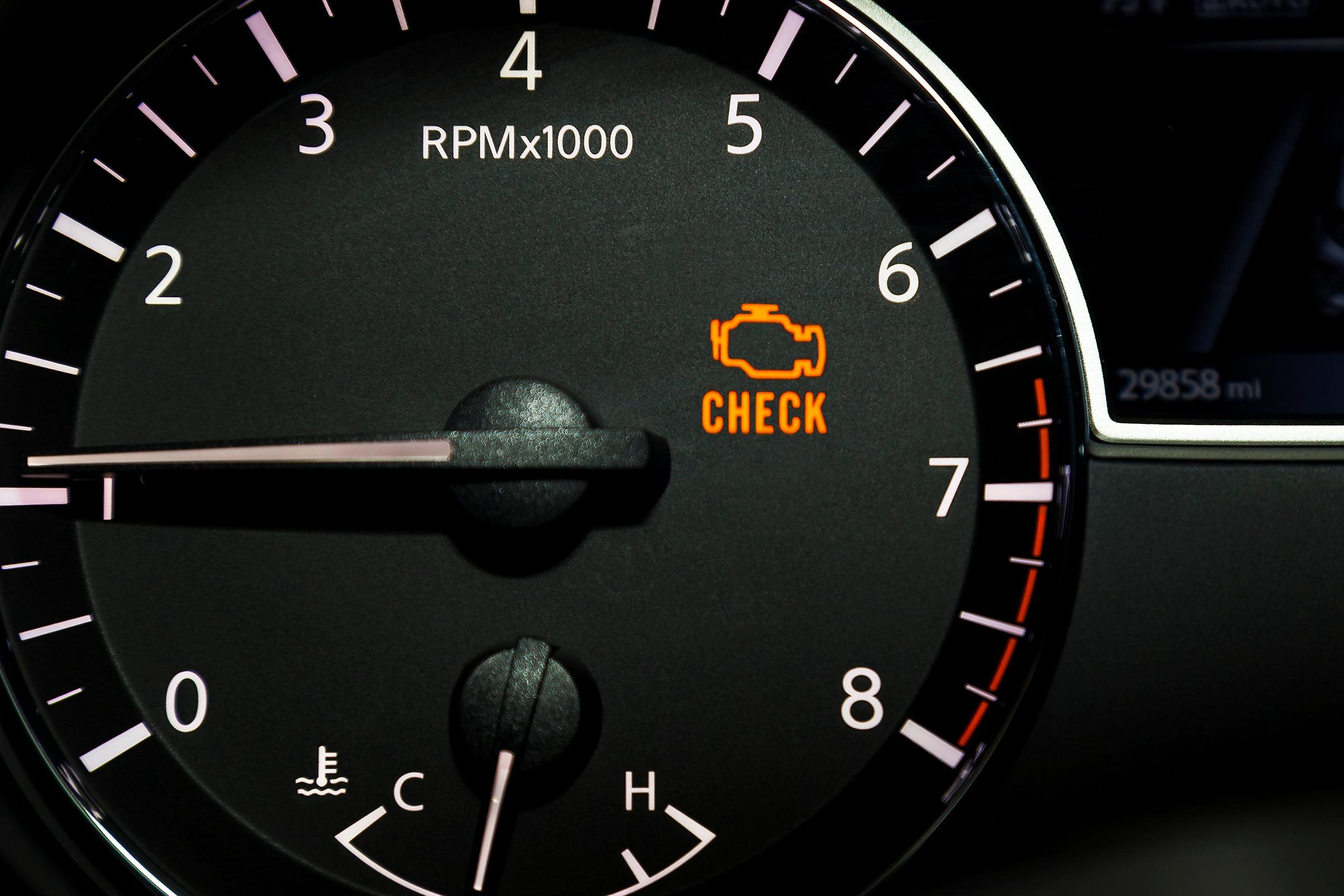 Why Your Check Engine Light Goes On
