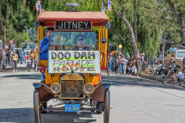 doo dah parade california
