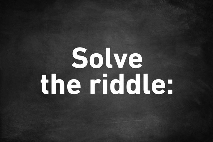 genius trivia question solve the riddle