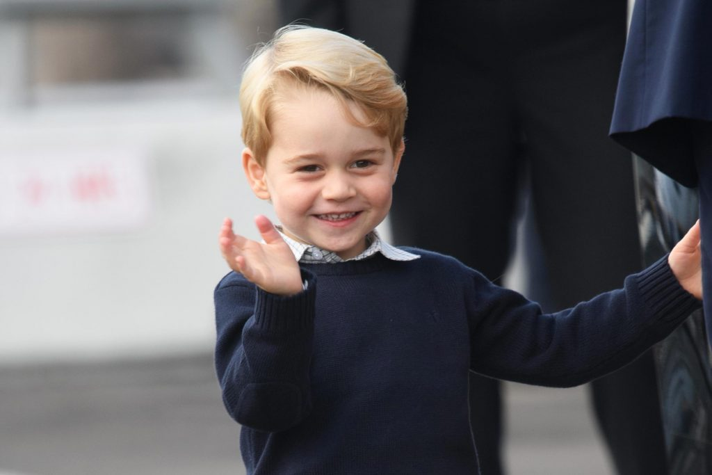 Did Prince George Predict His Cousin's Name Months Before the Royal Birth?