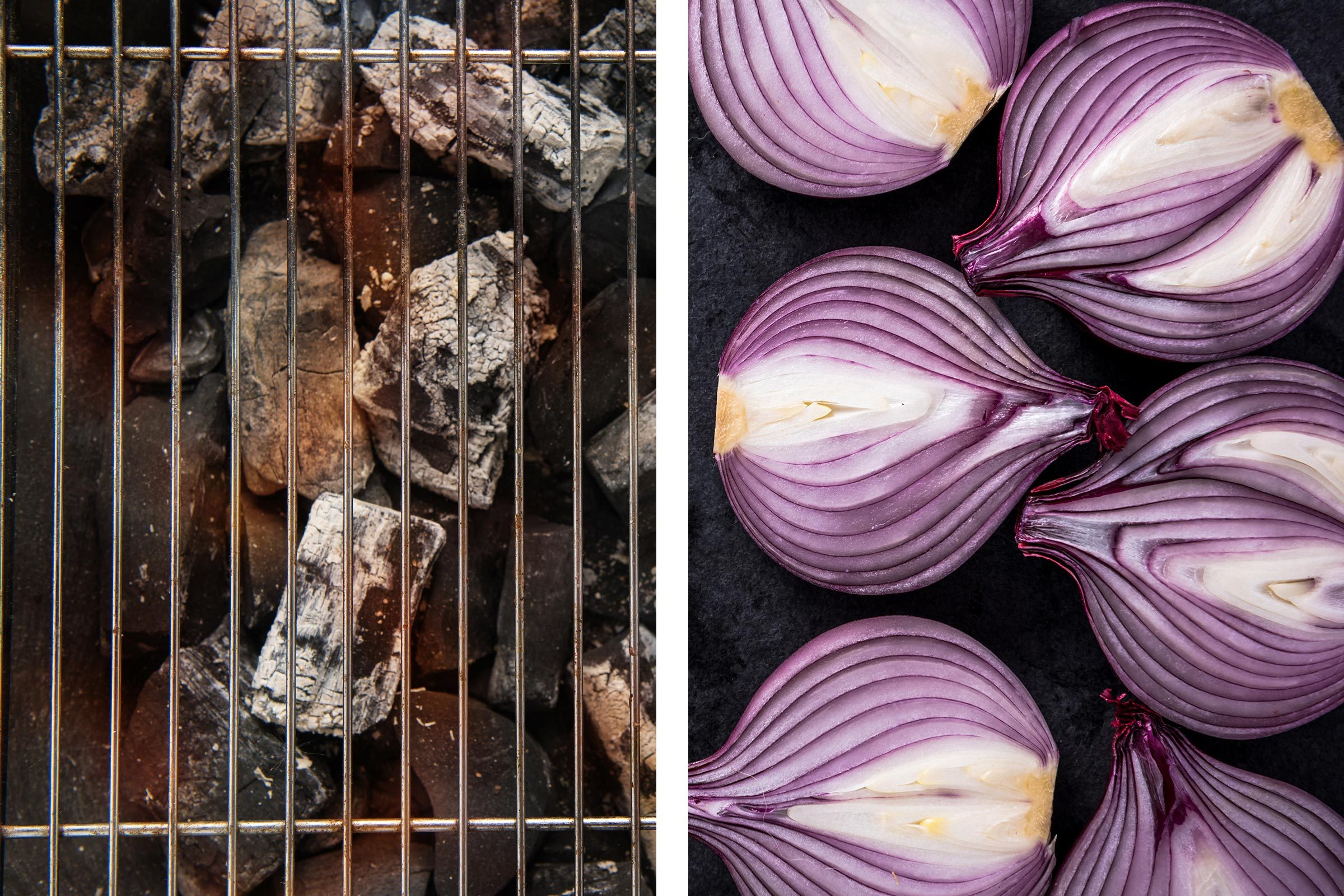 grill onions