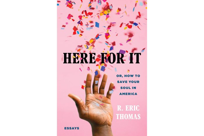 here for it book