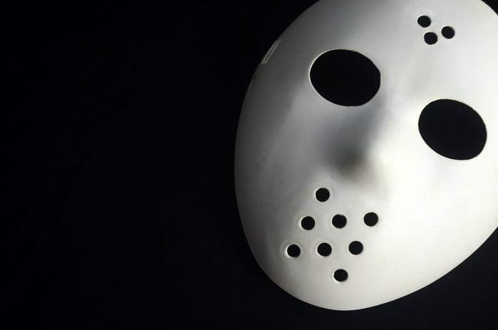 hockey ice mask