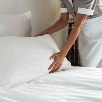 This Is How Much You Should Tip the Hotel's Housekeeping Staff