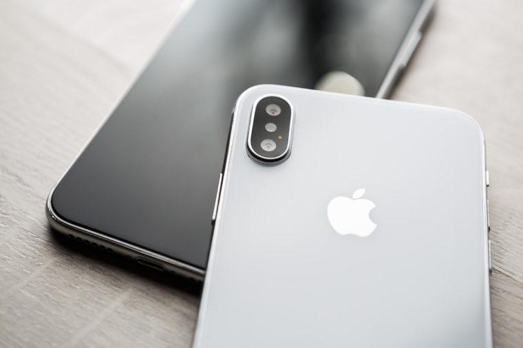 iphones close up macro