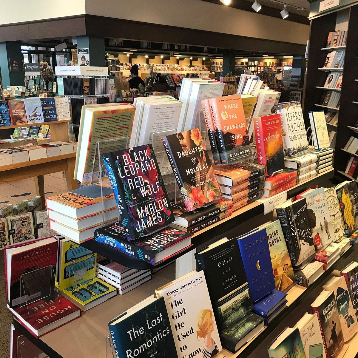Nicola's bookstore Michigan