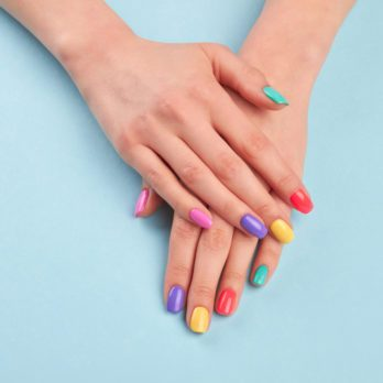 How to Remove Gel Nail Polish Since Salons Are Closed