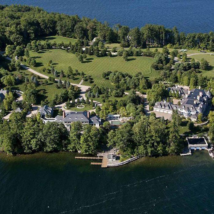 New Hampshire biggest house