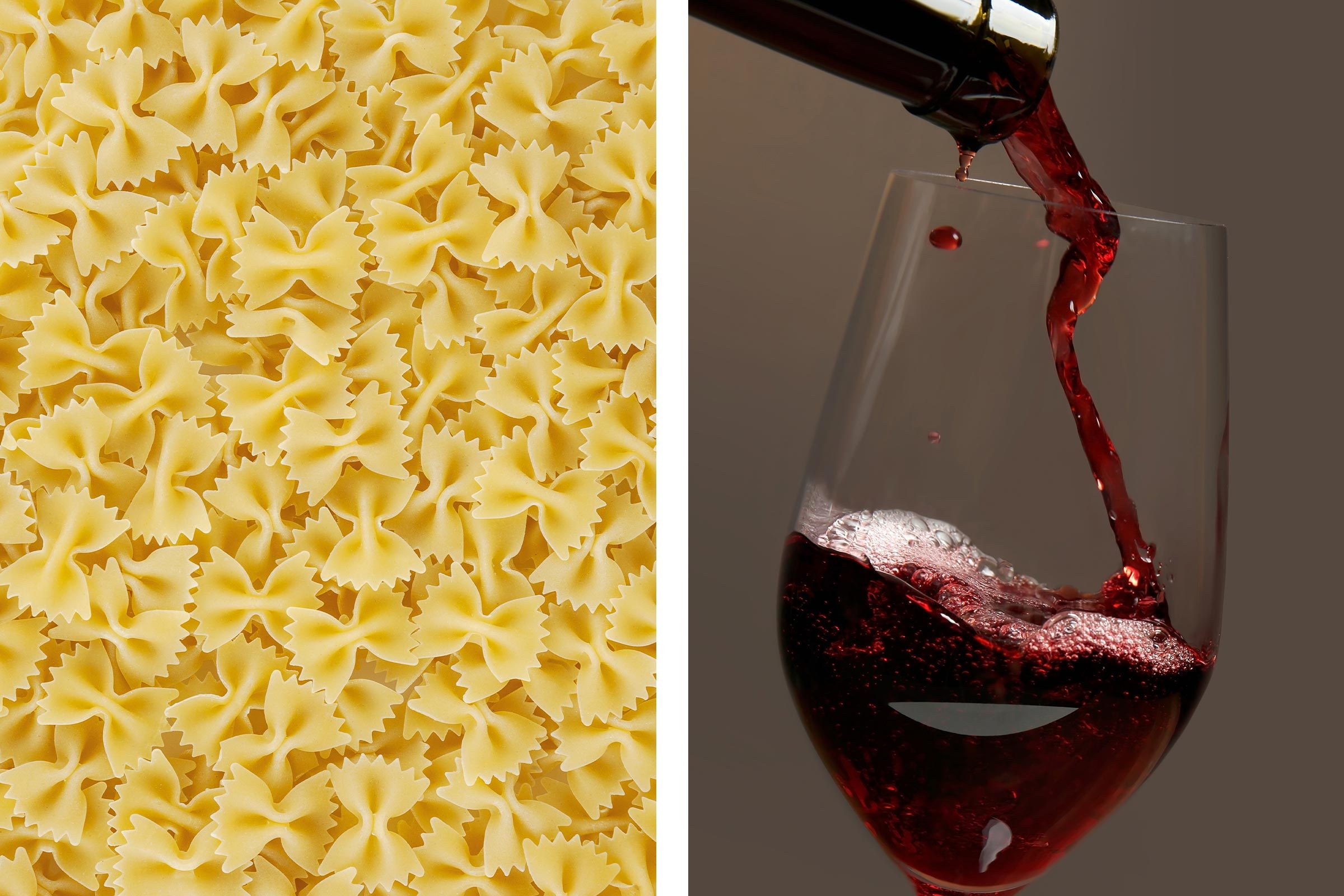 Why You Need to Be Cooking Your Pasta in Red Wine