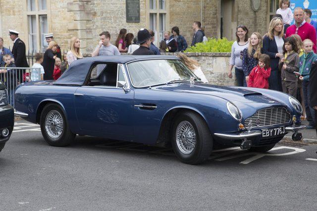 Prince Charles ' Aston Martin