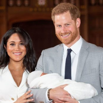 The Royal Baby Name Has Been Revealed! Here's Why He's Not a Prince