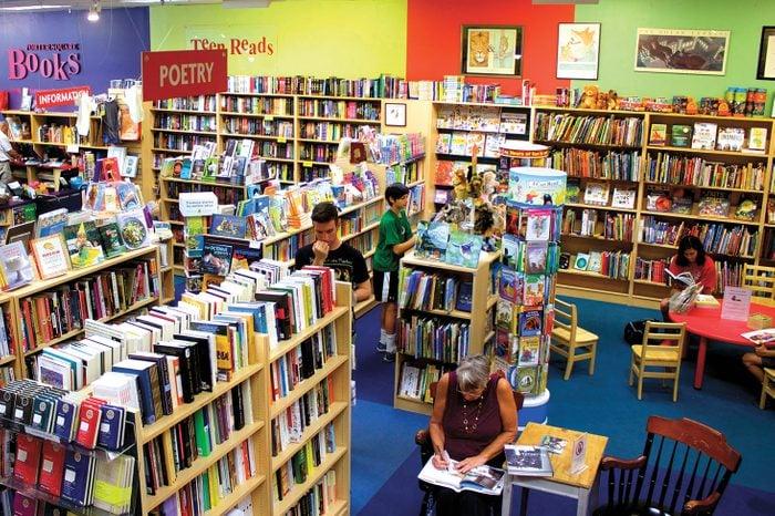 porter square bookstore