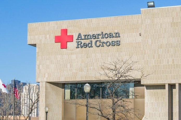 american red cross building MN