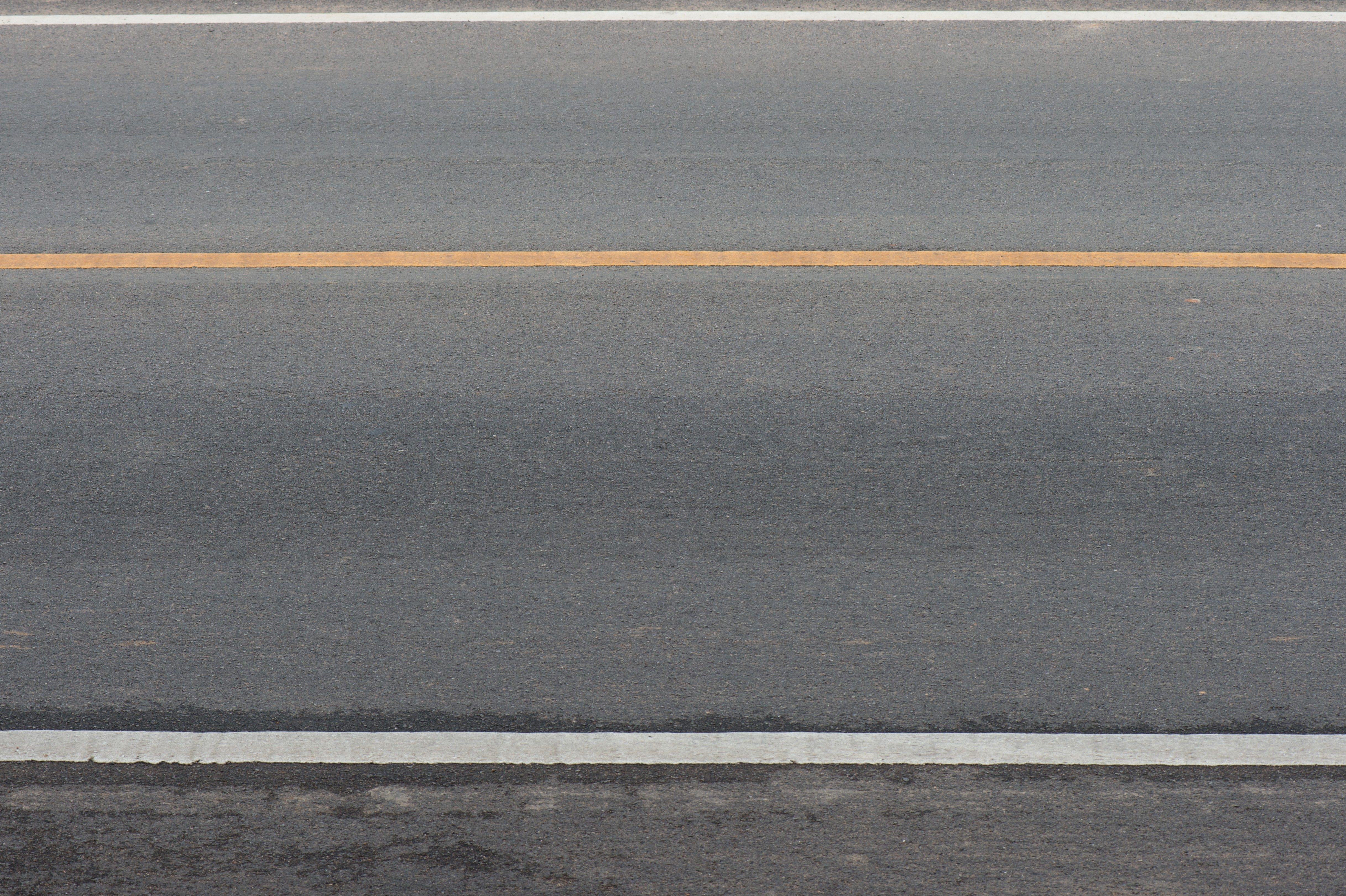 asphalt road texture background with line